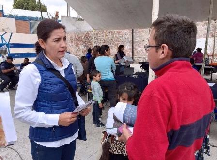 Dip. Mary García Pérez