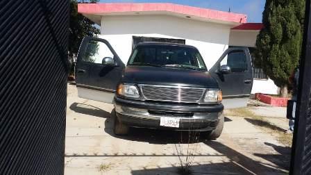 Camioneta Allanamiento 3