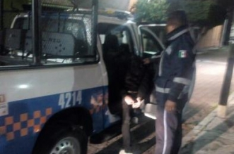 Detenido Calle Segura 1