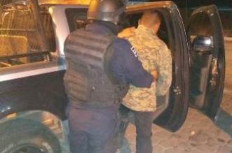 Detenido arma de fuego Cuadrilla 1