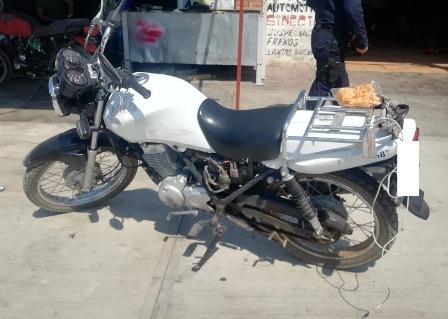 Robo de  Motocicleta 2