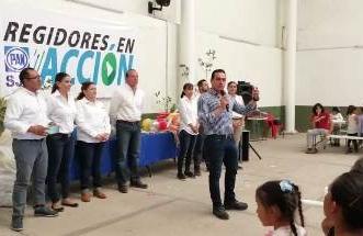 Regidores en Acción San José Galindo (3)