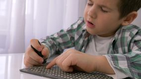 Braille niños